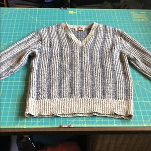 Vintage Pendleton sweater Large Lobo